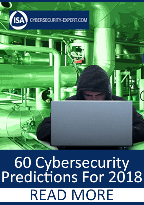 60 Cybersecurity Predictions For 2018